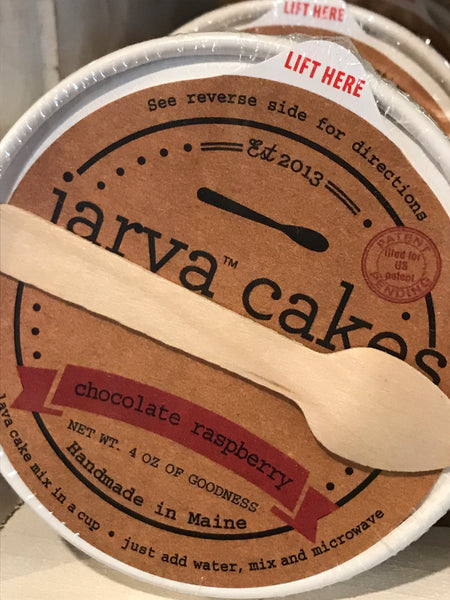 Jarva Cake - Chocolate Raspberry