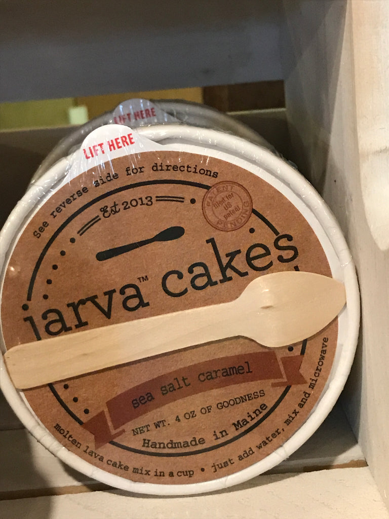 Jarva Cake - Sea Salt Caramel