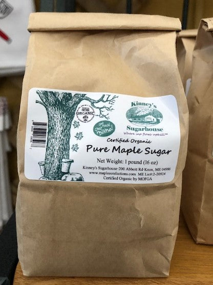 Kinney's 1 lb. Maple Sugar Bags