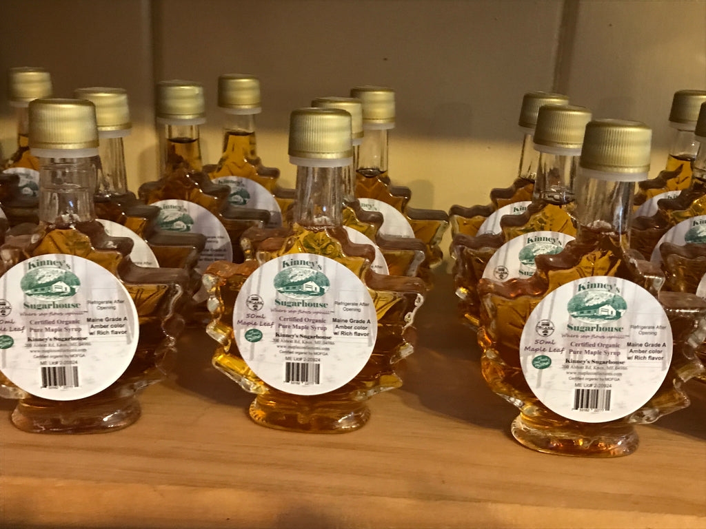 SALE!  Kinney's Maple Syrup