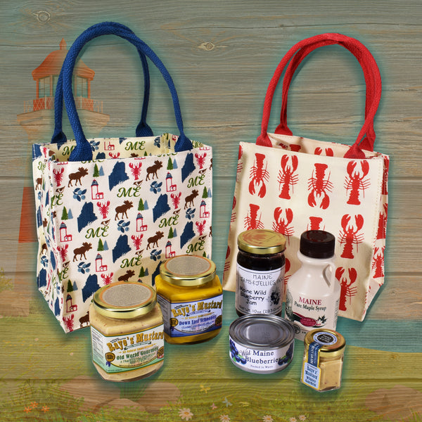 Maine Gift Bags-with FREE SHIPPING!