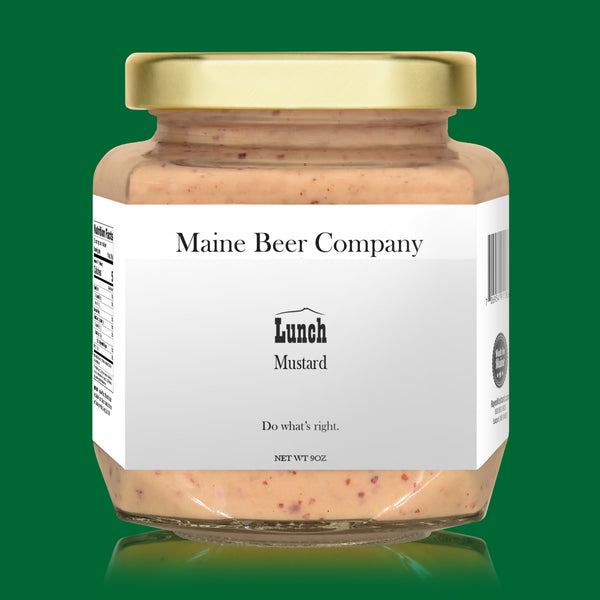 Maine Beer Company - LUNCH