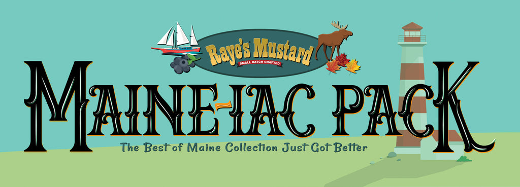 Maine-iac Six Pack-with FREE SHIPPING!