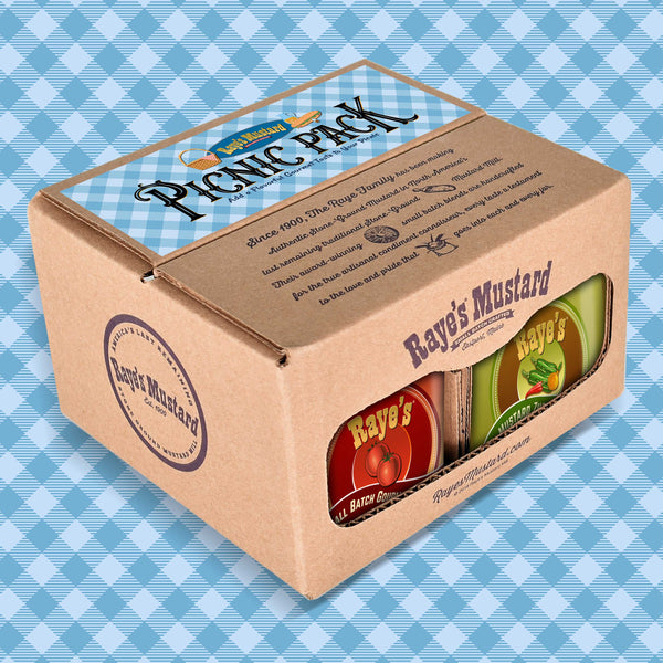Raye's Picnic Pack with FREE SHIPPING!