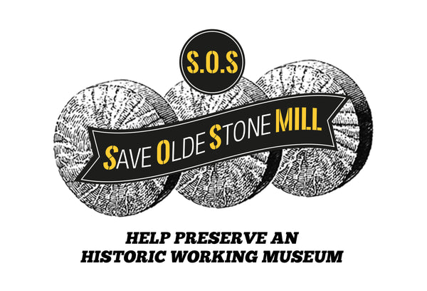 I proudly support Raye's Mustard Mill Museum