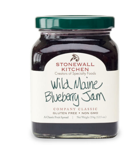 Stonewall Kitchen Maine Wild Blueberry Jam