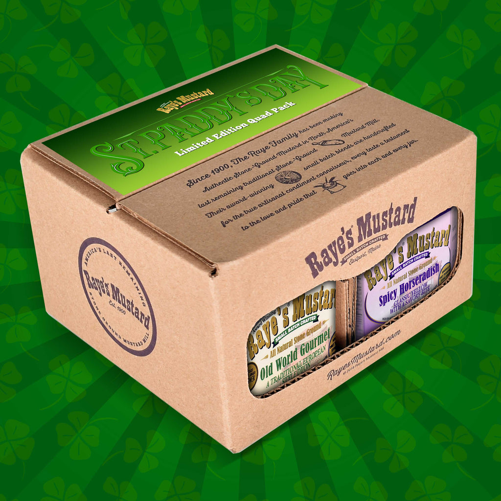 St. Paddy's Day Quad Pack - with FREE SHIPPING!!