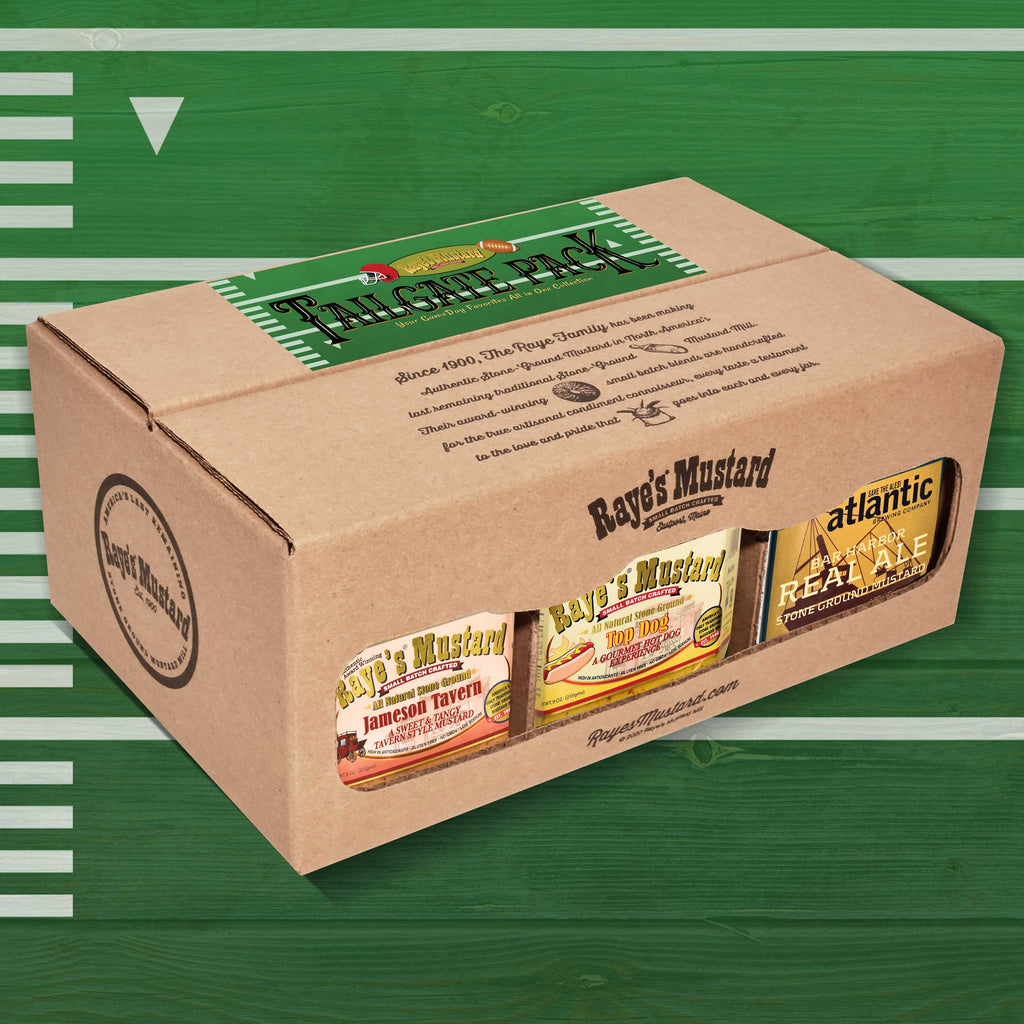 Tailgate Six Pack - with FREE Shipping!