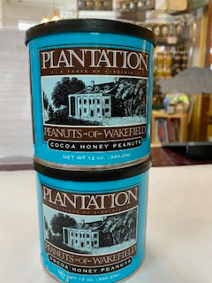 Plantation Peanuts Cocoa Honey