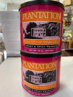 Plantation Peanuts Sweet & Spicy