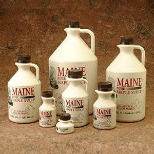 Maine Maple Syrup, 3.4 oz.