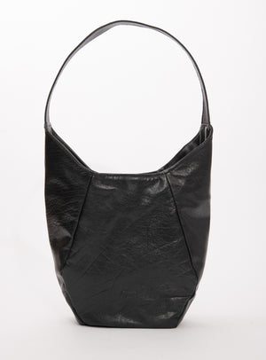 MONT-ROYAL geometrical leather tote bag