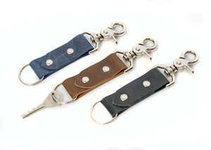 FRAXINUS 10 leather key chain