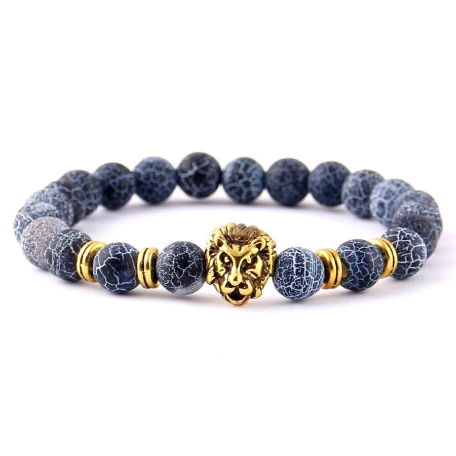 Helios Royal Combo-LeoNegro-Gold Set-LeoNegro - Men's, Jewelry For Men, Crown Bracelet, Roman Bracelet, Luxury Brands, Gold And Black, Men Accessory, Stainless Steel, Unique & Elegant, Free Shipping, Lifetime Warranty, Premium Quality