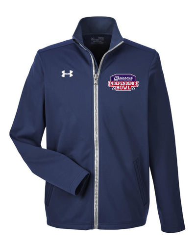 UNDER ARMOUR MOISTURE WICKING FULL ZIP JACKET