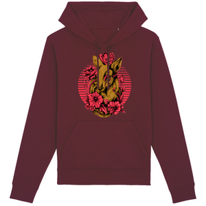 sweat-shirt-bio-femme-tatouage-biche-eco-responsable-bordeaux