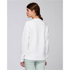 sweat-shirt-bio-femme-blanc-col-rond-message-blanc