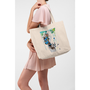 tote bag imprimé art