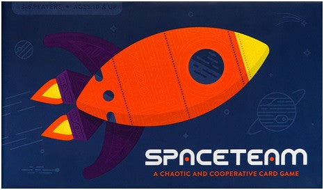 spaceteam board game image