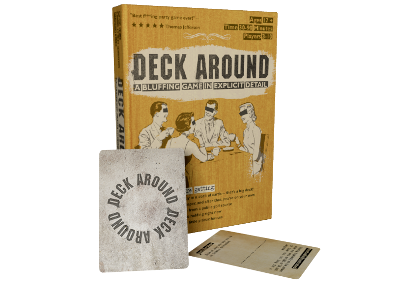 Deck Around