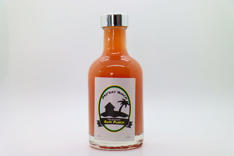 Mo'Bay Shack Bottle - The Ultimate Rum Punch - 200ML Polo Bottle