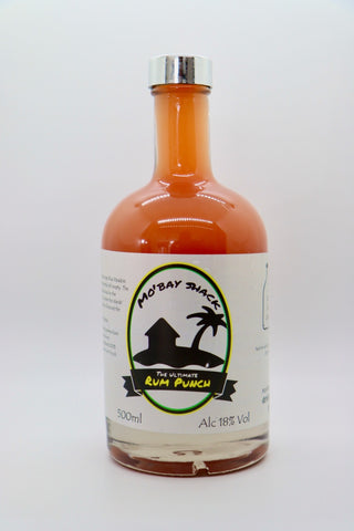 Mo'Bay Shack  - The Ultimate Rum Punch  - 500ML Polo Bottle