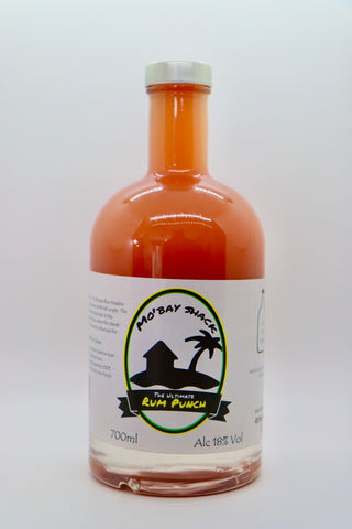 Mo'Bay Shack - The Ultimate Rum Punch  -700ml Polo Bottle