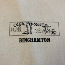 Load image into Gallery viewer, Calvin and Hobbes Binghamton Tee