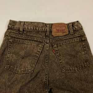 550 Acid Washed Levi's 31 x 32