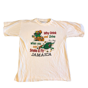Smoke and Fly Jamaica Tee