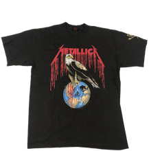 Load image into Gallery viewer, Metallica Pushead Tee