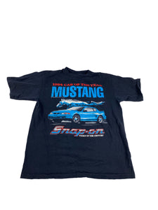 Mustang Snap-on Tee