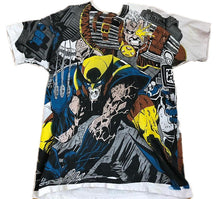 Load image into Gallery viewer, Marvel All Over Print Tee