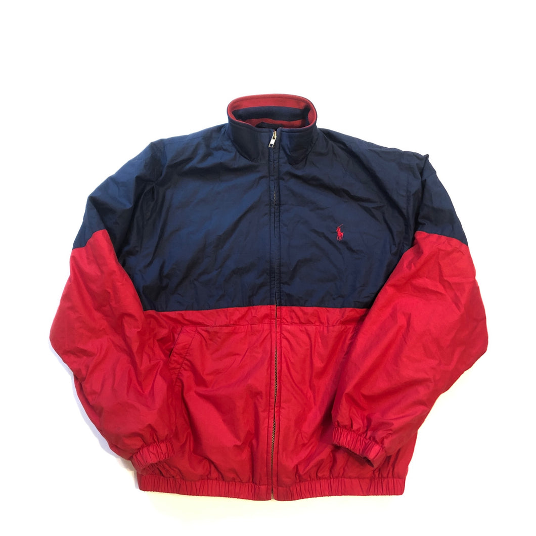 Polo Fleece Lined Jacket