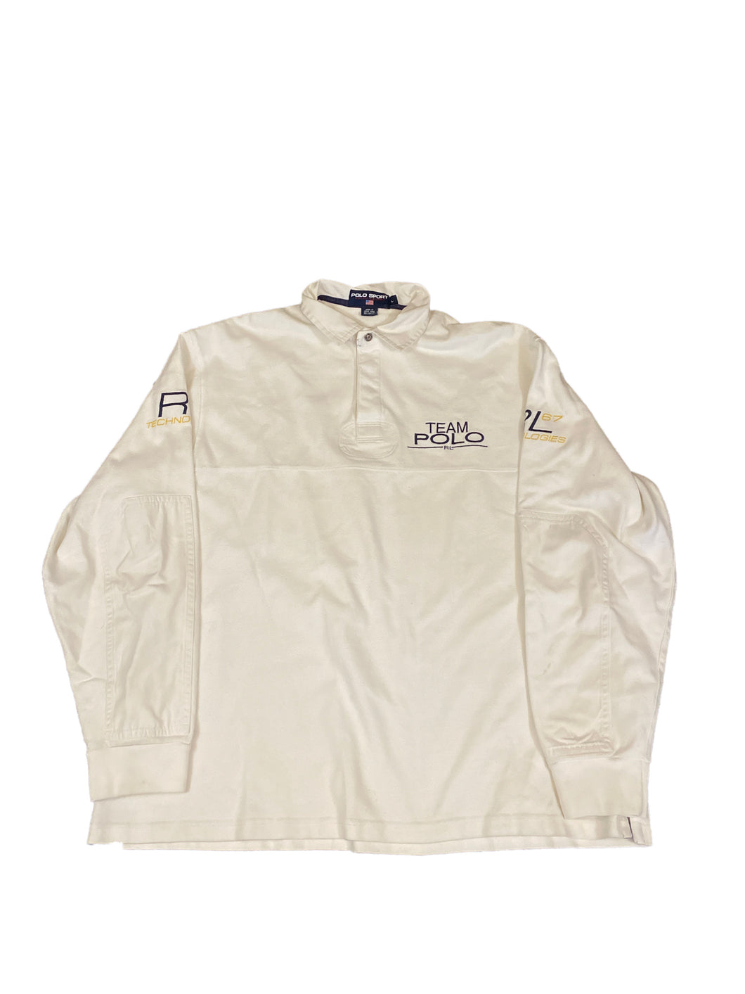 Polo Sport Quarter Button Up Pullover