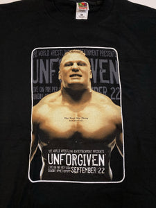 2002 Unforgiven Parking Lot Tee