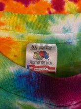 Load image into Gallery viewer, Fruit of the Loom Tie Dye Tee