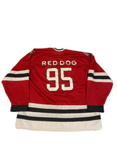 Load image into Gallery viewer, Red Dog Hockey Jersey