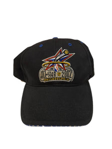 2002 NBA All Star Game Hat