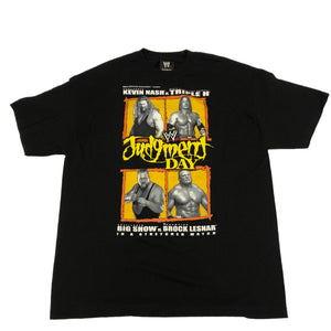 2003 Judgment Day Shirt
