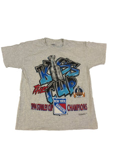 New York Rangers Kiss the Cup Tee
