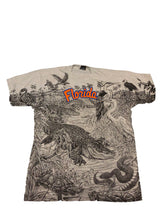 Load image into Gallery viewer, Florida All Over Print Tourist Tee