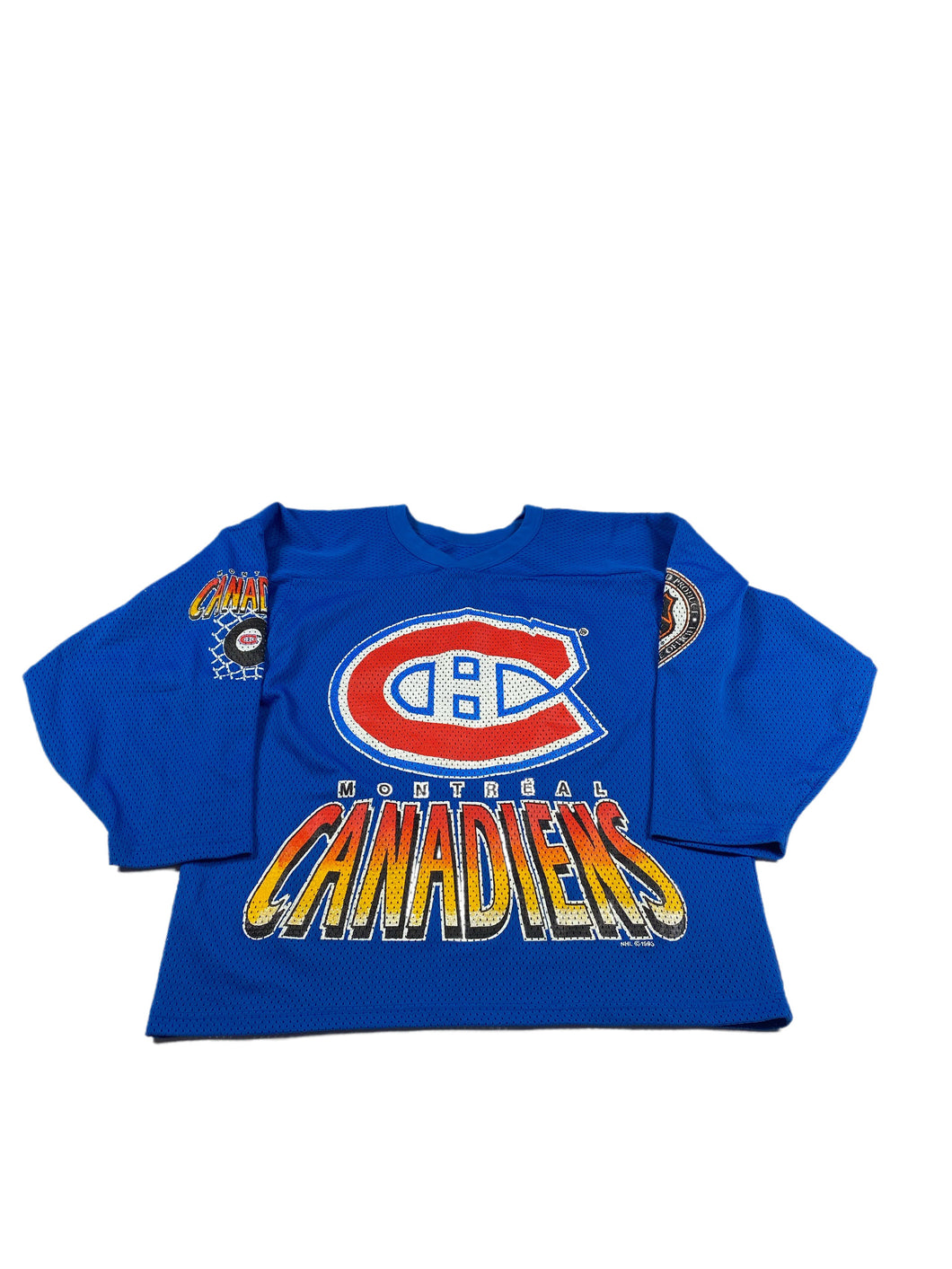 Montreal Canadians Hockey Jersey