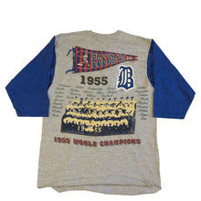 Load image into Gallery viewer, Brooklyn Dodgers 3/4 Sleeve Tee