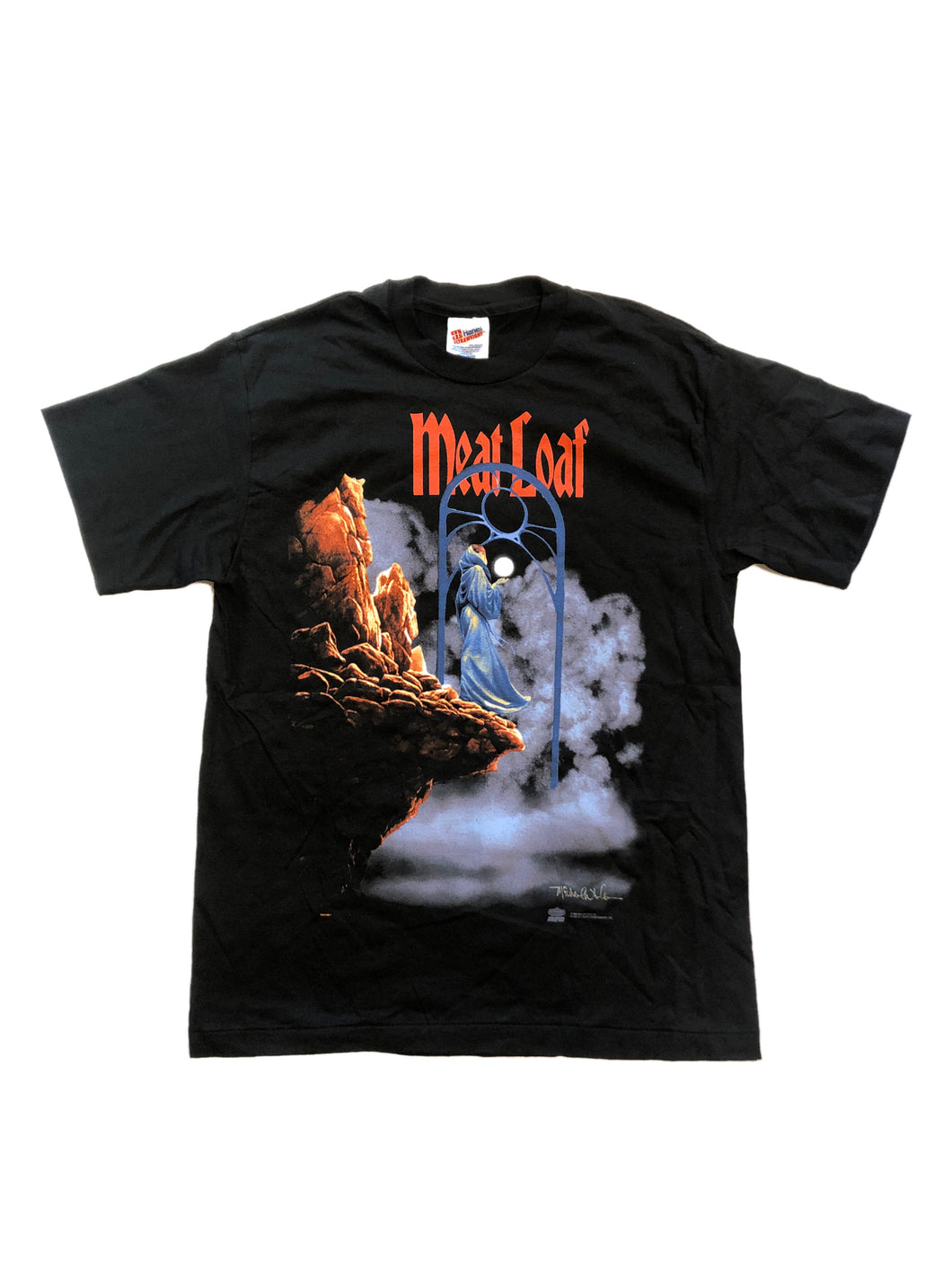 1994 Meat Loaf Tour Tee