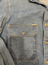 Load image into Gallery viewer, Denim Carhartt Button Down