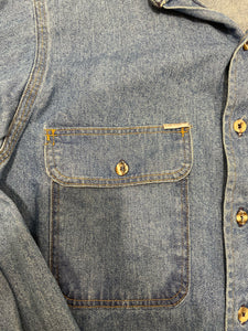 Denim Carhartt Button Down