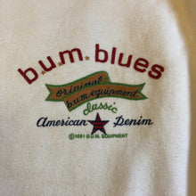 Load image into Gallery viewer, B.U.M Equipment Blues Crewneck