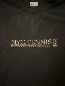 2001 NYC Tennis Therma Fit