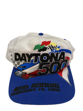 Load image into Gallery viewer, Daytona 500 Snapback